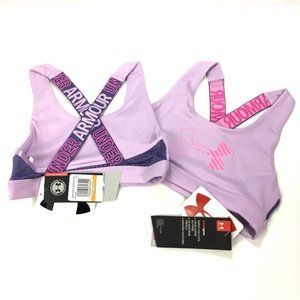 Girl's Lot 4 FOR $10 Small U A Sport Top.